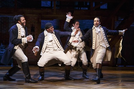 Hamilton Comes to Bass Concert Hall in 2019