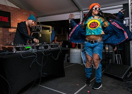 SXSW Music Review: Princess Nokia