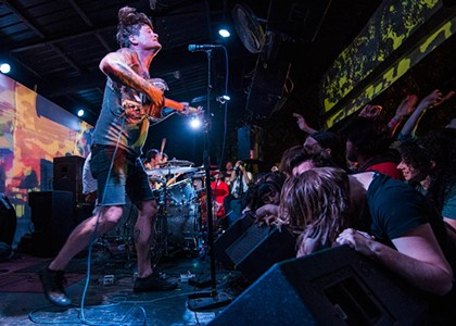 Levitation Review: Oh Sees
