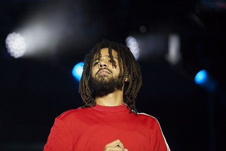 JMBLYA 2018 Packs Out for J. Cole