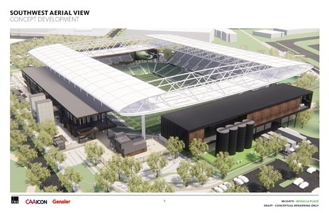 Who Wants to See Some Renderings of a Soccer Stadium?