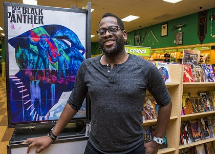 Black Panther Scribe Evan Narcisse Joins Gen:LOCK Writing Team