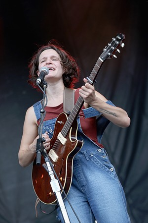 ACL Live Review: Big Thief