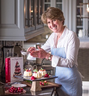 Learn How to Bake Dessert From a British Royal Chef