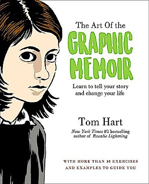 Book This Gift, You Graphic Self-Chronicler