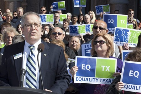 CEO Chuck Smith Leaves Equality Texas