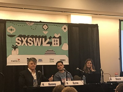 SXSW Panel: Going Beyond the Gender Binary in the Workplace