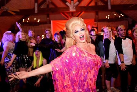 Drag Star Alyssa Edwards Reminisces About Camp Tazo