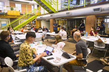Qwell Hosts Design Competition for LGBTQ Community Hub