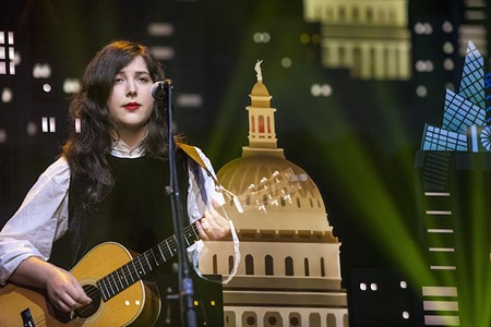Lucy Dacus Takes Center Stage in ACL Debut