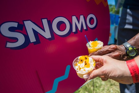 Nine of the Best Sno-Cone and Shaved Ice Spots in Austin