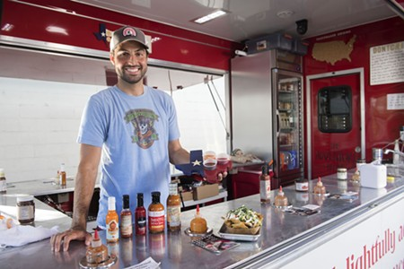 Sauce Odyssey Food Trailer Ceases Operations Days Before Hot Sauce Festival