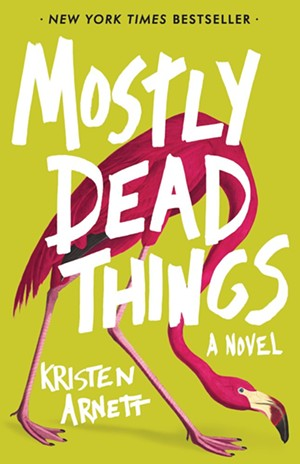 Book Review: Mostly Dead Things