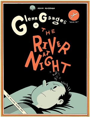 Book Review: The River at Night