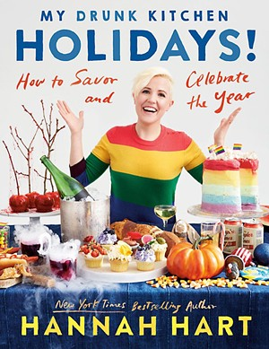 Hannah Hart Brings Her Newest Book to Austin