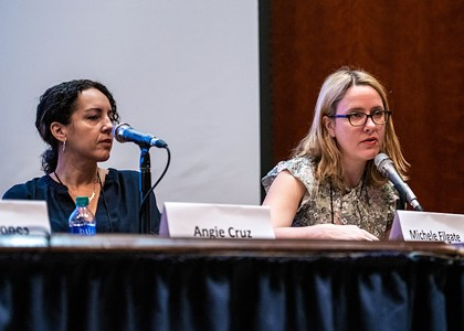 Texas Book Festival 2019: On the Topic of Mothers
