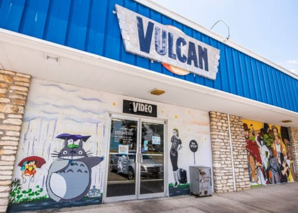 Now Streaming in Austin: Vulcan Video: The Exit Interviews