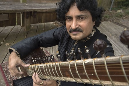 Checking In: Sitar Master Indrajit Banerjee Cooks Up New Dishes