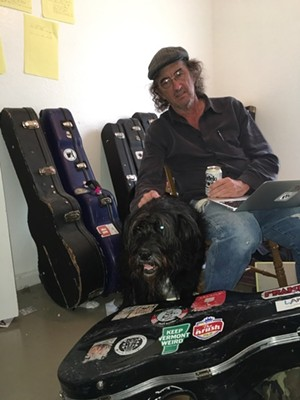 Checking In: James McMurtry Waits on Widespread Testing
