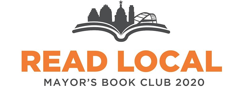 Mayor's Book Club Says: Read Local