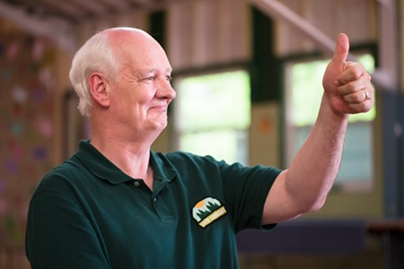 Q&A: Colin Mochrie Goes to Summer Camp in Boys vs. Girls