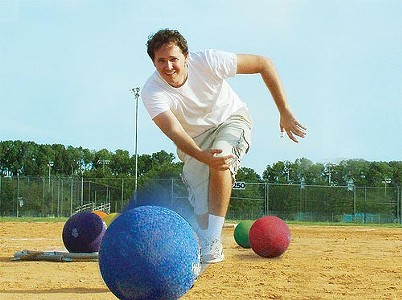 Mr. Mojo Kickball Rising