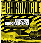 Chronicle issue dated Fri., Oct. 17, 2014