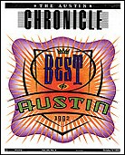 Best of Austin 1992 Cover