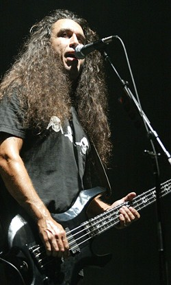 Mane Slayer Tom Araya