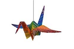 оригами журавлики, оригами схема журавлик и бумажное оригами. оригами...