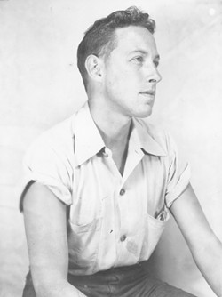 Undated photo of Tennessee Williams