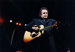 Back in black: Johnny Cash at Emo's, 1994