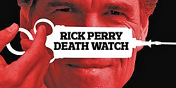 Rick Perry Death Watch