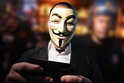 <b><i>We Are Legion:  The Story of the Hacktivists</i></b>