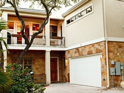 A HomeAway short-term rental property in Central Austin