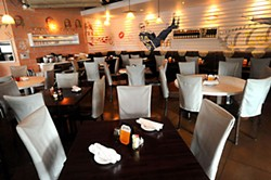 Review gusto italian kitchen food the austin chronicle for Gusto italian kitchen