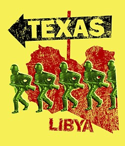 Anti-immigration hawk Rep. Debbie Riddle warns: There are people in Libya 