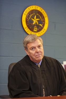 Judge Ron Meyerson