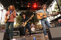 ACL Live Shot: Wheeler Brothers