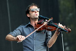 ACL Live Shot: Andrew Bird