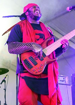ACL Live Shot: Thundercat