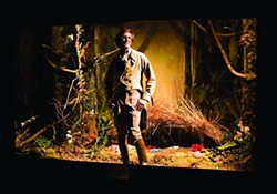 Diorama drama: Thomas Graves in <i>Now Now Oh Now</i>
