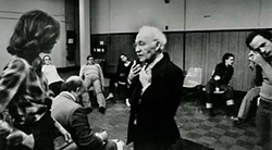 Teaching the Method: Lee Strasberg