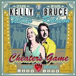 Kelly Willis &amp; Bruce Robison <i>Cheater's Game</i> Reviewed