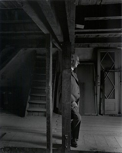 Arnold Newman,<i> Otto Frank, Amsterdam, Netherlands</i>, 1960;