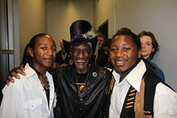 The Peterson Brothers with Bernie Worrell