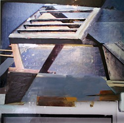 <i>Exit</i>, by Sonya Berg