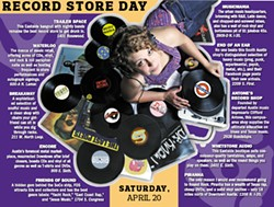 Playback: Record Store Day