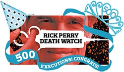 Texas Poised to Hit 500th Execution