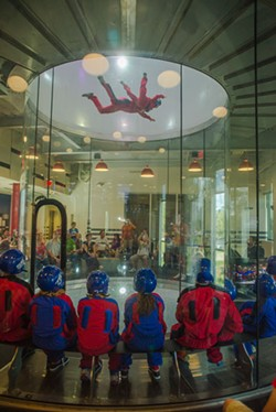 Best Extreme Indoor Activity: iFly
